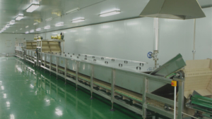 Health care food supplier