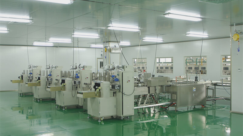 Health care product factory