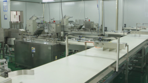 Healthcare product factory